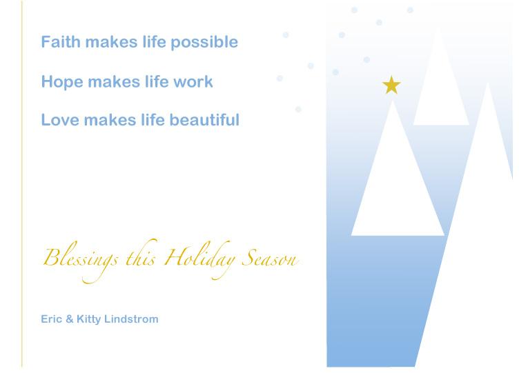 Blog Holiday Greetings